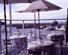 Harbourside Restaurant - Accommodation VIC