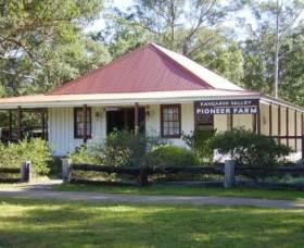 Kangaroo Valley Pioneer Museum Park - Accommodation VIC