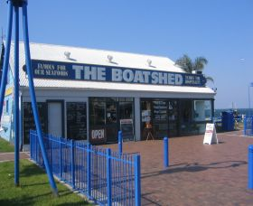 Innes Boatshed - Accommodation VIC