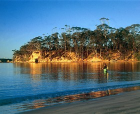 Batemans Marine Park - Accommodation VIC