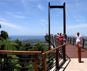 Sealy Lookout - Accommodation VIC