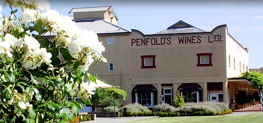Penfolds Barossa - Accommodation VIC