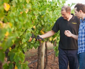 Fratin Brothers Vineyard - Accommodation VIC