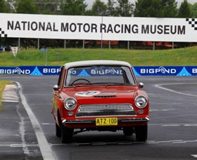 National Motor Racing Museum - Accommodation VIC