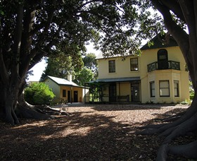 Heritage Hill Museum and Historic Gardens - Accommodation VIC
