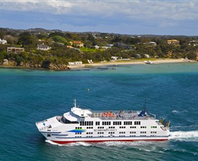 Searoad Ferries Sorrento - Accommodation VIC