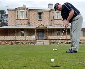 Lithgow Golf Club - Accommodation VIC