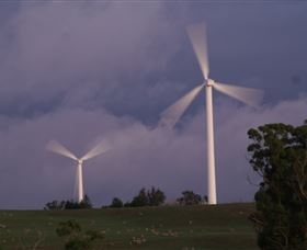 Crookwell Wind Farm - Accommodation VIC