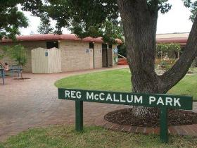 Reg McCallum Park - Accommodation VIC