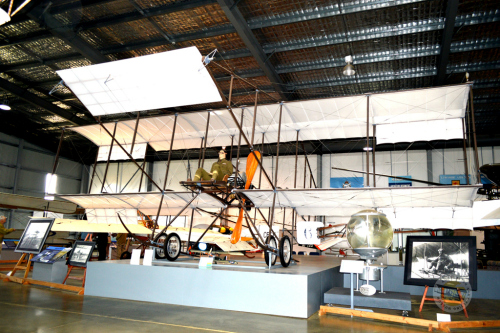 Australian Army Flying Museum - Accommodation VIC