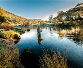 Fly Fishing Tumut - Accommodation VIC