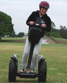 Segway Tours Australia - Accommodation VIC