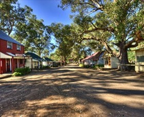 The Australiana Pioneer Village Ltd - Accommodation VIC