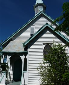Saint Peter's Anglican Church - Accommodation VIC
