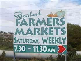 Riverland Farmers Market - Accommodation VIC