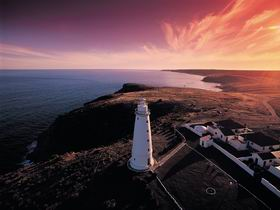 Cape Willoughby Lightstation - Cape Willoughby Conservation Park - Accommodation VIC