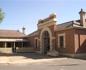 Old Wentworth Gaol - Accommodation VIC