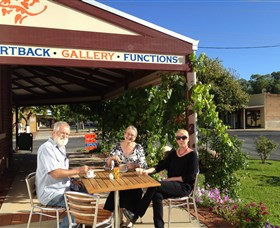 Artback Australia Gallery and Cafe - Accommodation VIC