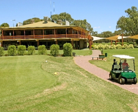 Coomealla Golf Club - Accommodation VIC