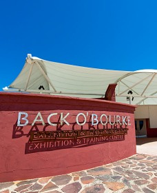 Back O Bourke Exhibition Centre - Accommodation VIC
