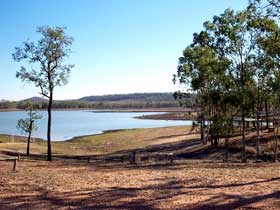 Theresa Creek Dam - Accommodation VIC