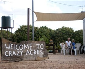 Crazy Acres - Accommodation VIC