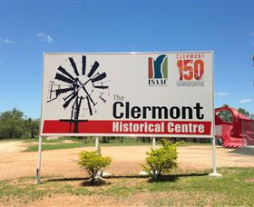 Clermont Historical Centre - Accommodation VIC