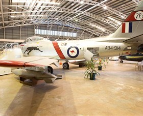 Australian Aviation Heritage Centre - Accommodation VIC