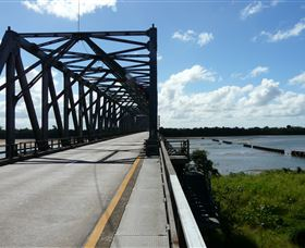 Burdekin River Bridge - Accommodation VIC