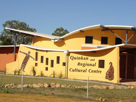 The Quinkan and Regional Cultural Centre - Accommodation VIC