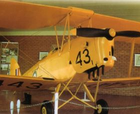 Tiger Moth Memorial - Accommodation VIC