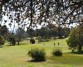 Narrandera Golf Course - Accommodation VIC