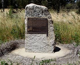 Aerial Trunk Route Memorial - Accommodation VIC