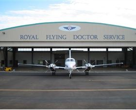 Royal Flying Doctor Service Dubbo Base Education Centre Dubbo - Accommodation VIC