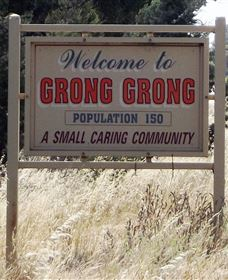 Grong Grong Earth Park - Accommodation VIC