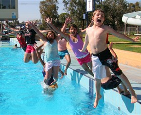 Dubbo Aquatic Leisure Centre - Accommodation VIC