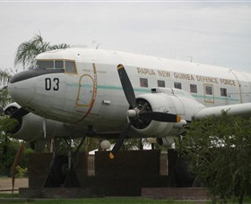 Big Plane in Moree - Accommodation VIC