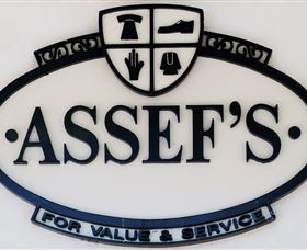 Assef's - Accommodation VIC