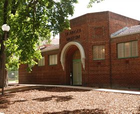 Grainger Museum - Accommodation VIC