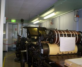 Queanbeyan Printing Museum - Accommodation VIC