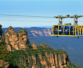 Greater Blue Mountains Drive - Blue Mountains Discovery Trail - Accommodation VIC