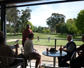 Queanbeyan Golf Club - Accommodation VIC