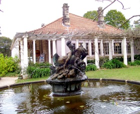 Norman Lindsay Gallery - Accommodation VIC