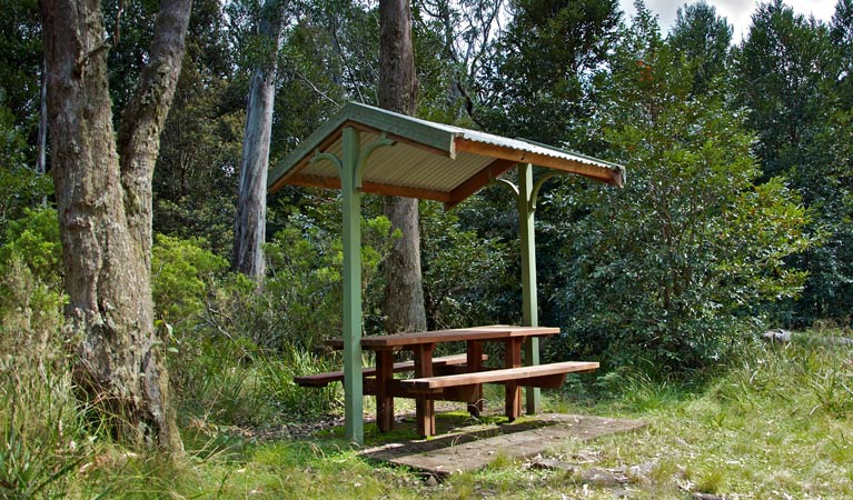 Devils Hole lookout walk and picnic area - Accommodation VIC