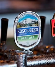 Kosciuszko Brewing Company - Accommodation VIC