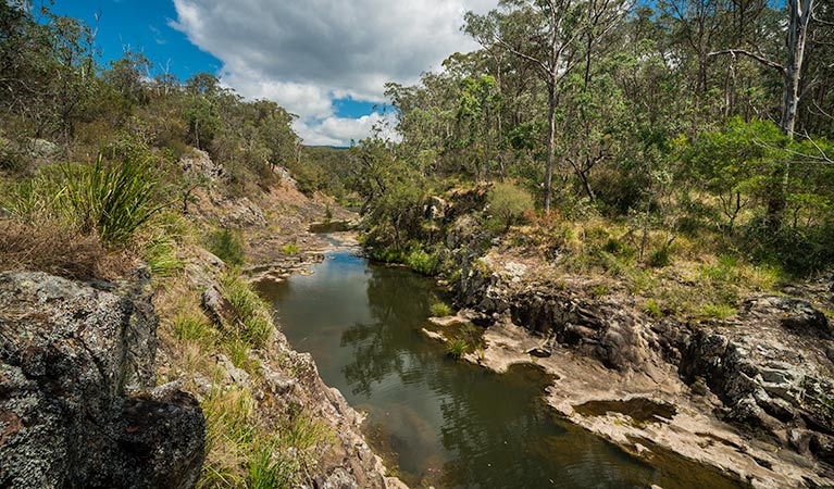 Koreelah National Park - Accommodation VIC