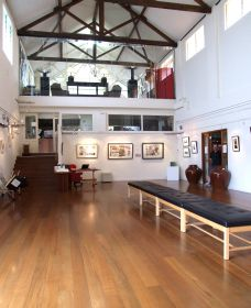 Milk Factory Gallery - Accommodation VIC