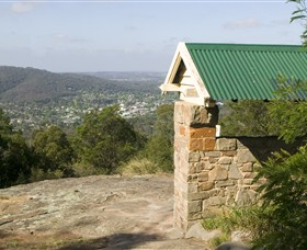 Mount Jellore Lookout - Accommodation VIC