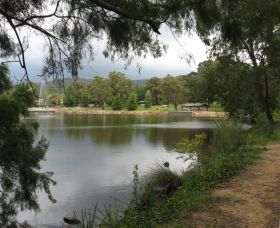 Lake Alexandra Reserve - Accommodation VIC