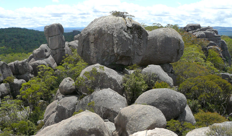Cathedral Rock National Park - Accommodation VIC